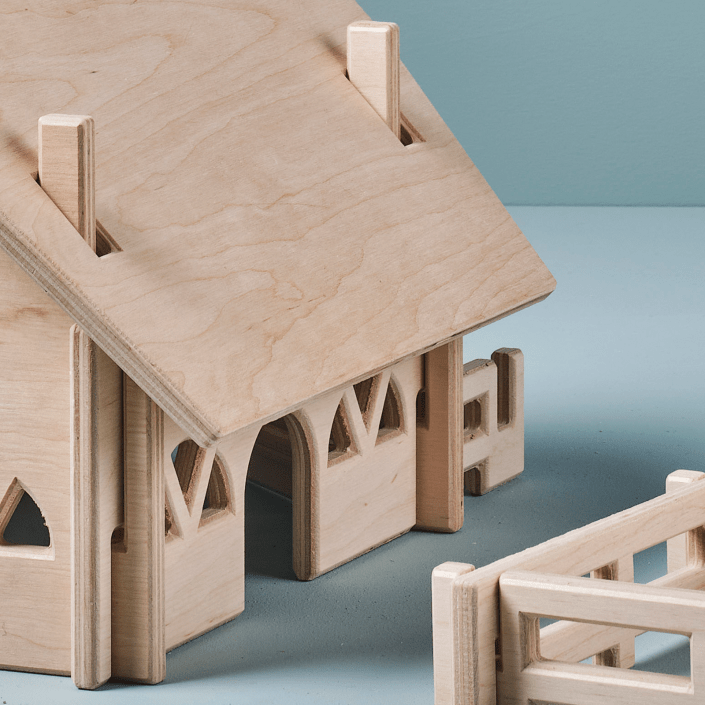 houten beorderij
